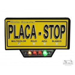 Placa Stop